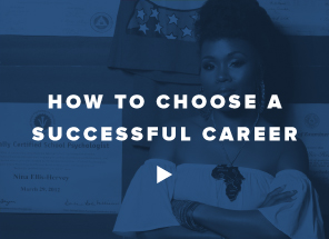 How to Choose A Successful Career